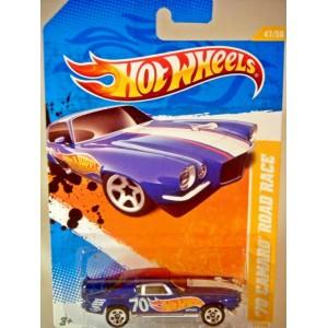 Hot Wheels - 1970 Chevy Camaro Road Racer