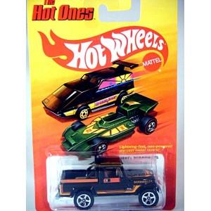 Hot Wheels - The Hot Ones - Jeep Scrambler