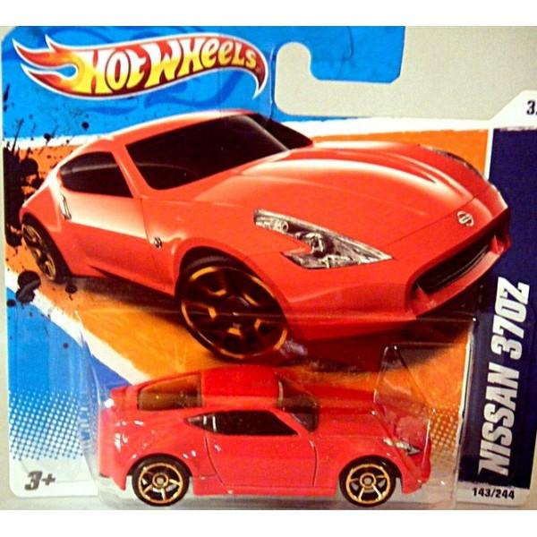 Hot Wheels Nissan 350z Sports Car Fte Wheels Global Diecast Direct