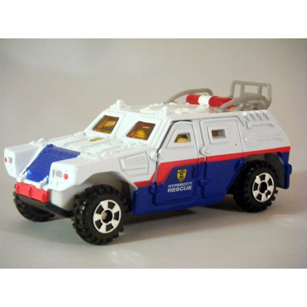 Tomica   Police Deparment Light Armored Vehicle