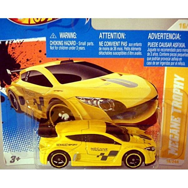 Renault Race Car: Renault Megane Trophy Race Car