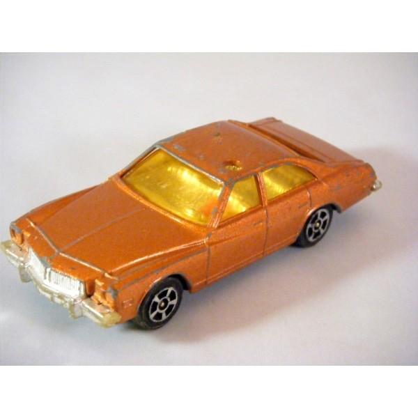 Corgi Juniors 68a 1 Kojack Buick Regal Unmarked Police Car