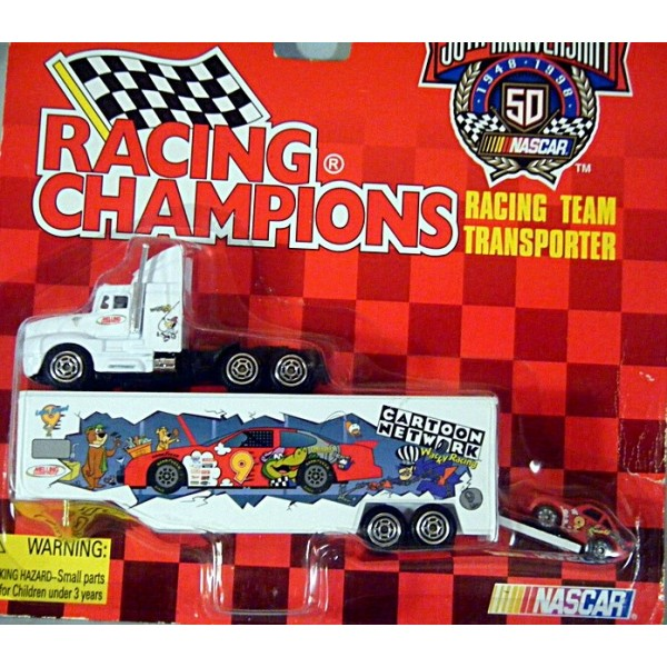 Racing Champions - NASCAR Cartoon Network Race Transporter