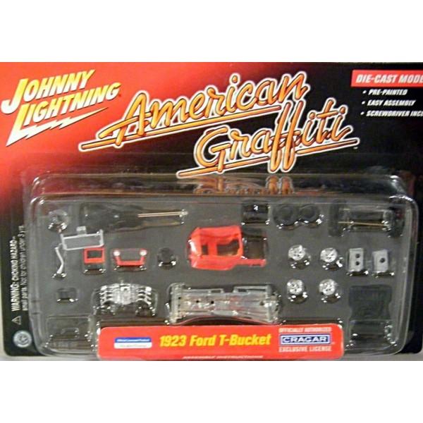 Johnny Lightning Diecast Model Kits - American Graffiti 1923
