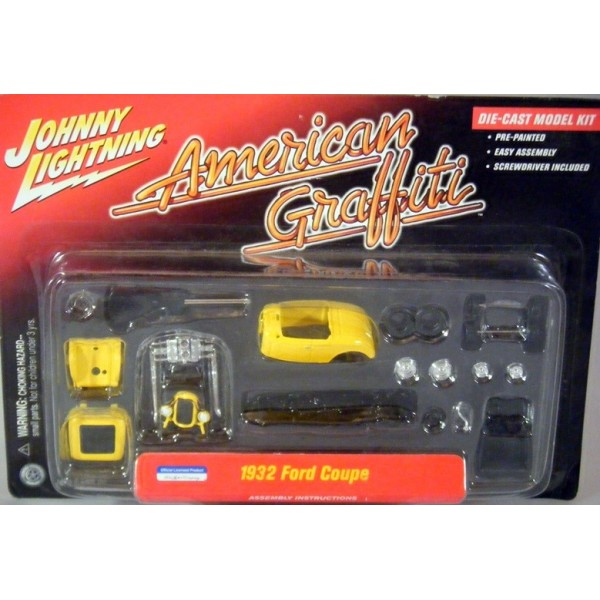 Johnny Lightning Diecast Model Kits