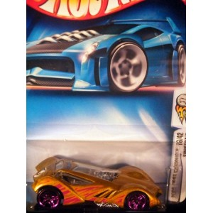 Hot Wheels 2002 First Editions Sinistra