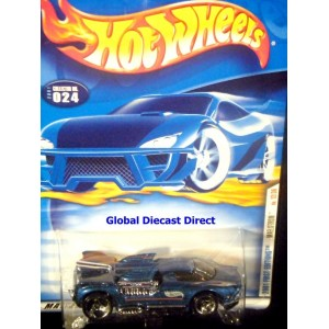 Hot Wheels 2001 First Editions Maelstrom