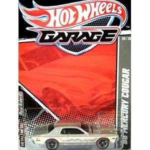 Hot Wheels Garage - 1968 Mercury Cougar
