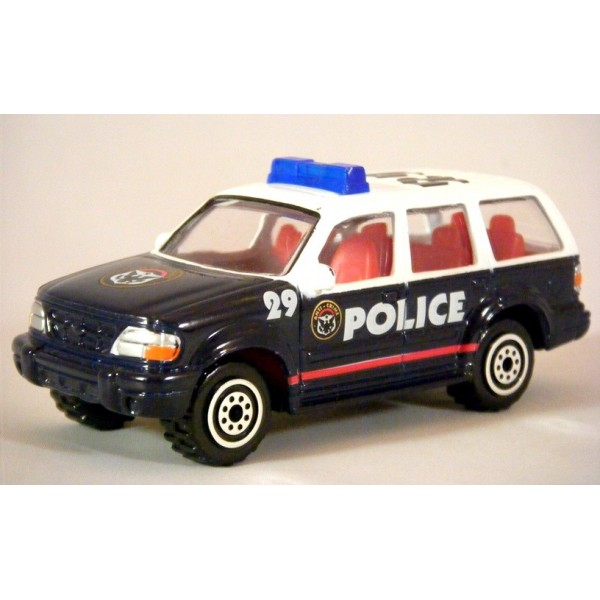 Realtoys - Ford Explorer Police Truck - Global Diecast Direct