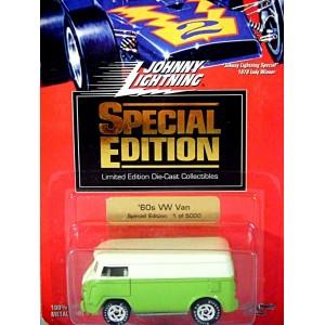 Johnny Lightning Limited Edition Club Member 1960 VW Van Promo
