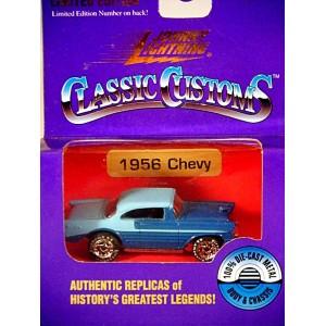 Johnny Lightning Limited Edition Ames 1956 Chevrolet Bel Air