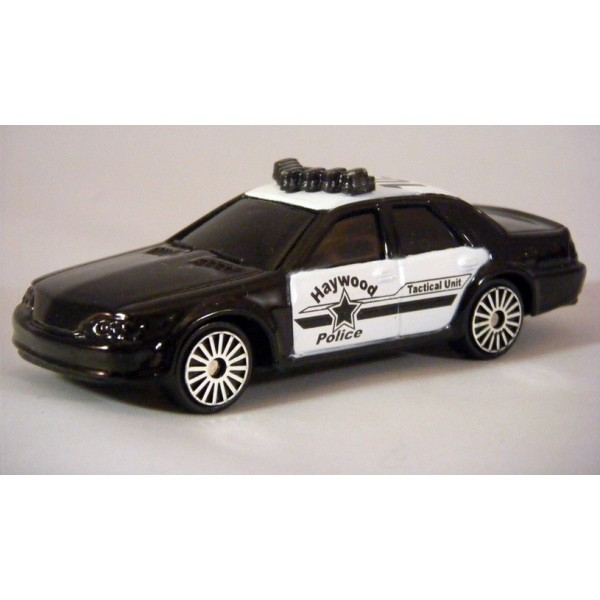 All American Chevy >> Maisto - Ford Crown Victoria Police Patrol Car - Global