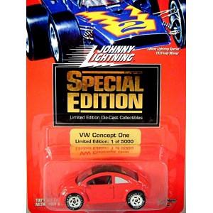 Johnny Lightning Promo Volkswagen Beetle Concept
