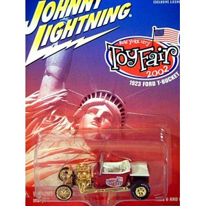 Johnny Lightning Limited Edition 2002 Toy Fair Promo 1923 Ford T Bucket Hot Rod