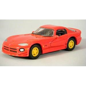 Johnny Lightning Dodge Viper GTS - Factory Error