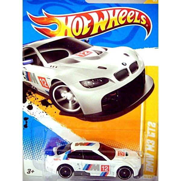 Hot Wheels 2012 New Models Series Bmw M3 Gt2 Global Diecast Direct