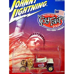 Johnny Lightning Limited Edition 2002 Toy Fair Promo 1927 Ford T Bucket Hot Rod