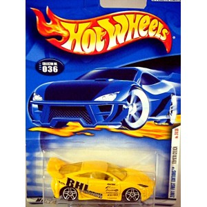Hot Wheels 2001 First Editions - Toyota Celica