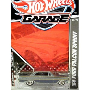 Hot Wheels Garage - 1964 Ford Falcon Sprint