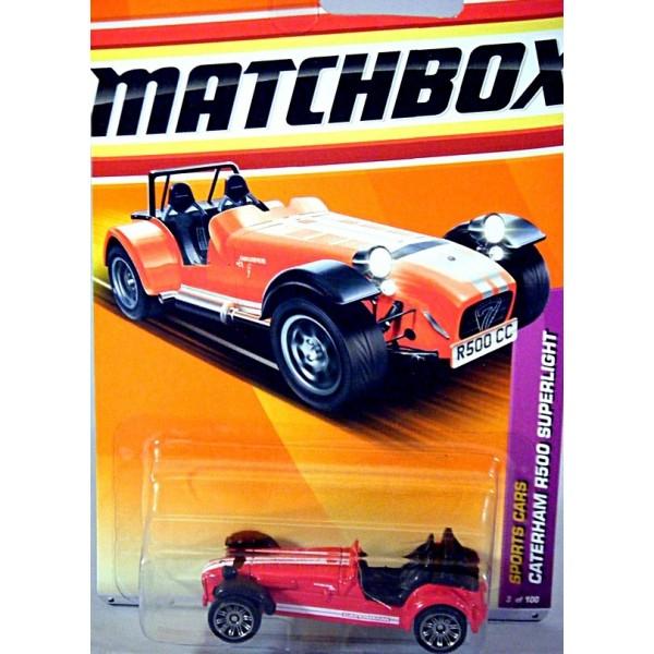 Caterham R500: Caterham Superlight R500 Sports Car