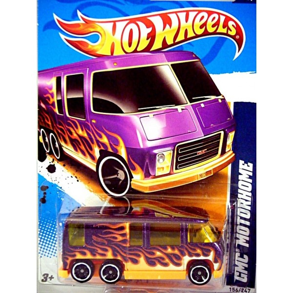 Hot Wheels Gmc Motorhome Rv Global Diecast Direct