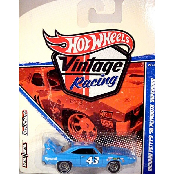 Hot Wheels Vintage Racing Series Richard Petty 1970