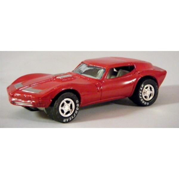 Johnny Lightning Mako Shark Chevrolet Corvette Global Diecast Direct