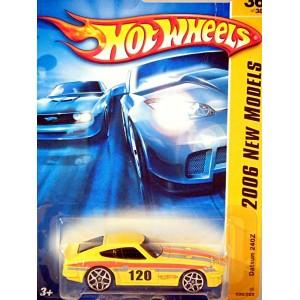 Hot Wheels 2006 First Editions - Datsun 240-Z