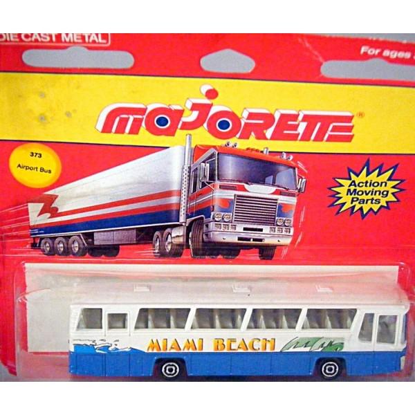 Majorette Neoplan Autocar Miami Beach Airport Bus