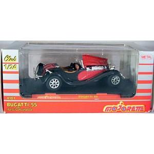 Bburago 1:24 Scale - Bugatti 55 de la Chapelle
