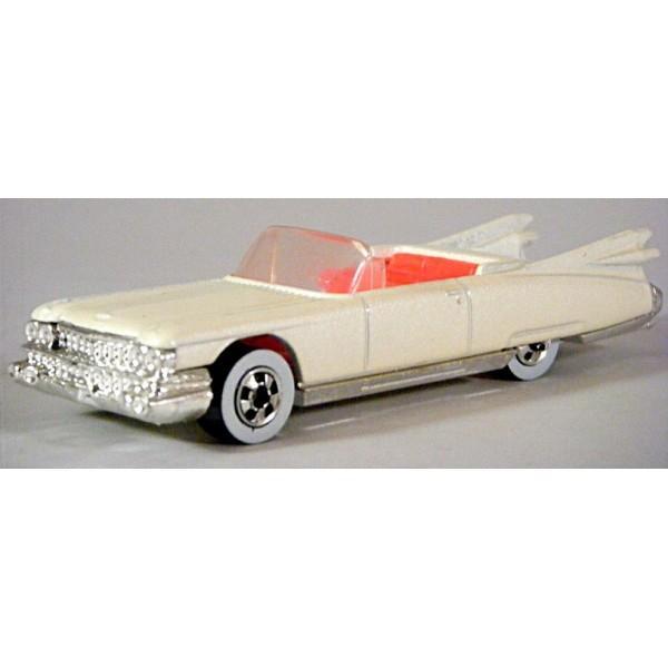 Hot Wheels 1959 Cadillac Eldorado Convertible Global Diecast Direct