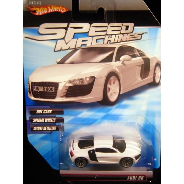 Hot Wheels Speed Machines Audi R8 - Global Diecast Direct