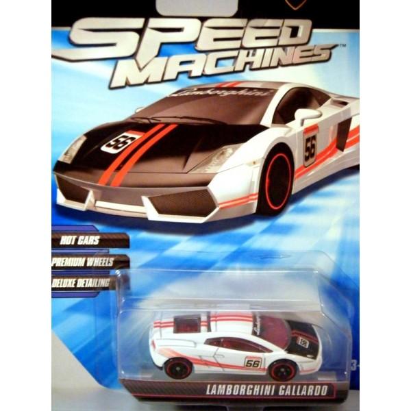Hot Wheels Speed Machines Lamborghini Gallardo Global Diecast Direct