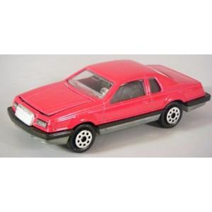 Majorette - Ford Thunderbird Turbo Coupe