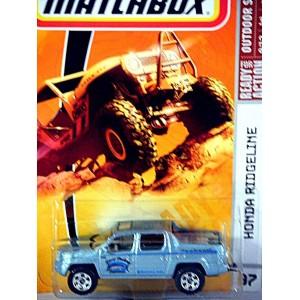 Matchbox Honda Ridgeline Sport Fishing Pickup Truck - Global Diecast Direct