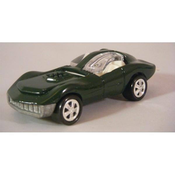 Johnny Lightning Custom Mako Shark Chevrolet Corvette Global