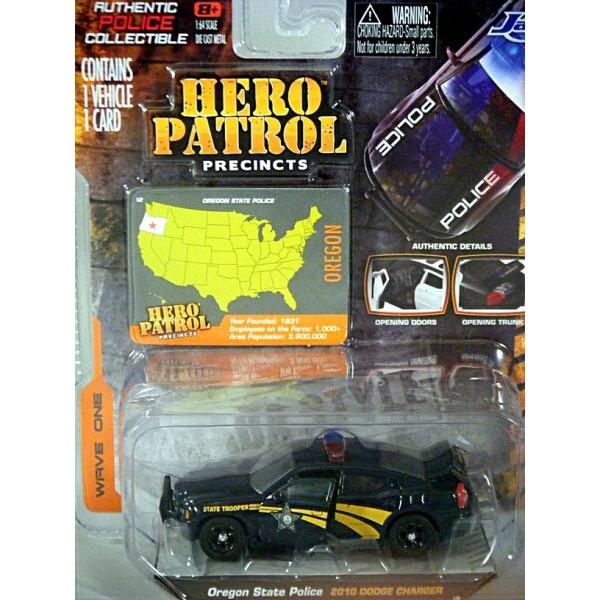 Jada Hero Patrol Precincts Series - Oregon State Police ...