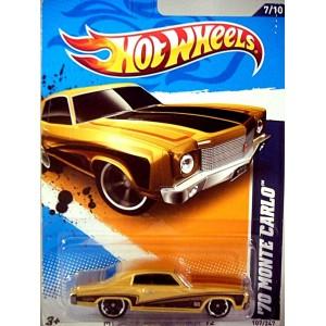 Hot Wheels 1970 Chevrolet Monte Carlo