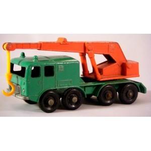 Matchbox Regular Wheels MB 30C-2 8 Wheel Crane
