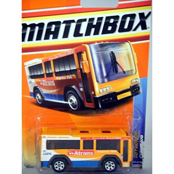 Matchbox - City Bus