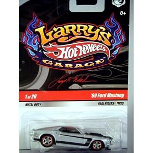 Hot Wheels Larrys Garage 1969 Ford Mustang Fastback