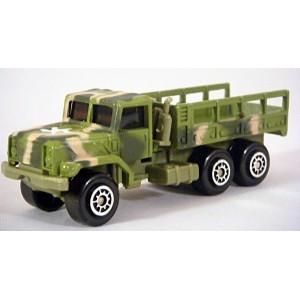 Maisto GI Joe Military Series - Desert Camoflage Troop Truck