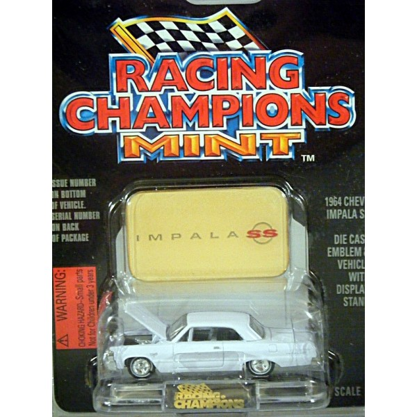 Chevrolet Bel Air >> Racing Champions Mint Series - 1964 Chevy Impala SS ...