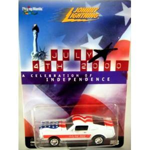 Johnny Lightning Promo - 2000 Millennium 1967 Ford Mustang Shelby