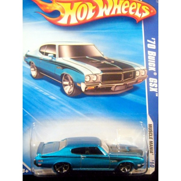 Hot Wheels 1970 Buick Gsx Muscle Car Global Diecast Direct