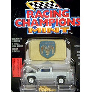 Racing Champions Mint Series - 1996 Dodge RAM Pickup Truck ...