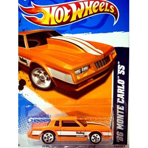 Hot Wheels - Holley Carbs 1986 Chevrolet Monte Carlo SS