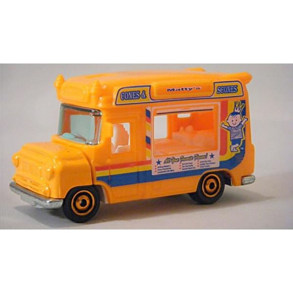 Superior Matchbox Ice Cream Truck