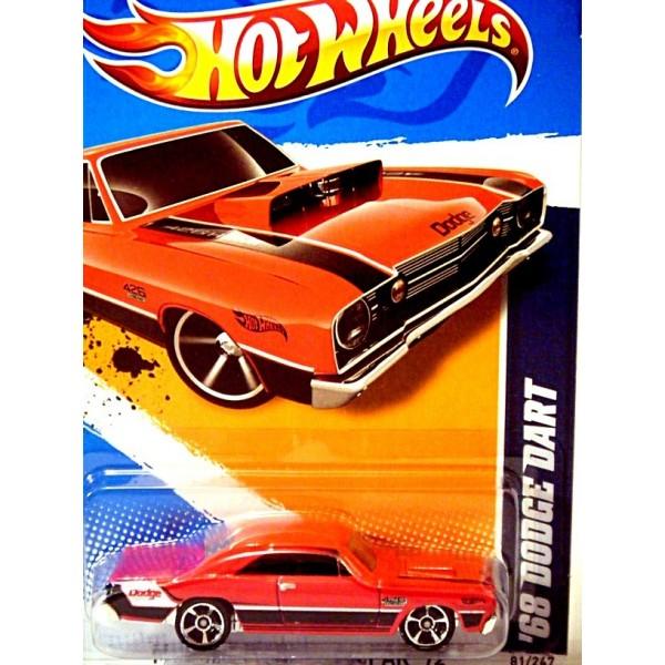 Hot wheels 1968 dodge dart 426 hemi global diecast direct hot wheels 1968 dodge dart 426 hemi altavistaventures Gallery