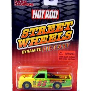 Racing Champions Street Wheels - Chevrolet NASCAR Pickup Truck
